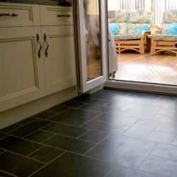 Domestic kitchen flooring Supply and Fit LRS Flooring Kitchen